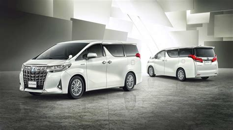 Toyota Alphard Backgrounds by 2019 Toyota Alphard Hd Wallpapers Autoweik