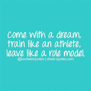 cheer quote on Tumblr