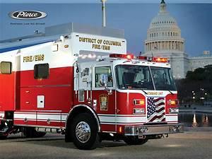Pierce Fire Trucks Perform Better With Diamond Technology From Power Brake