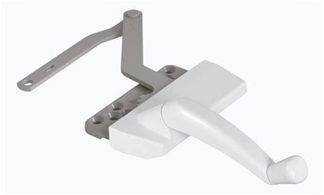 vetter casement window split arm operator window parts truth window hardware