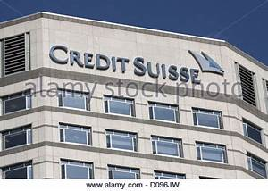 Credit Suisse Headquarters - Canary Wharf - London Stock ...