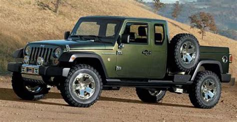 jeep new model 2016 jeep is coming out with a pickup truck in 2017
