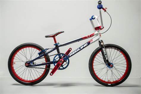 Alise Post Custom Redline Olympic Bmx Racing Bike