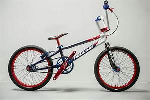 Alise Post Custom Redline Olympic BMX Racing Bike - Sugar ...