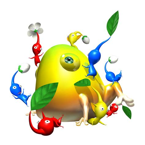 Yellow Wollywog Pikmin Fandom Powered By Wikia