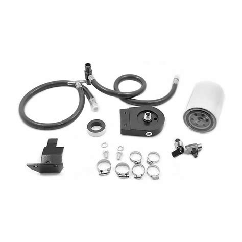 ford powerstroke   coolant filter kit