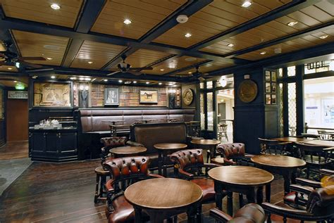 homes interiors ideas pub design ideas faux books for themed pubs