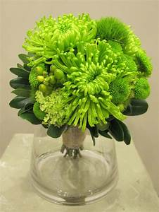 Green Spider Mum Bouquet | www.imgkid.com - The Image Kid ...