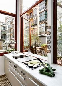 Ventanas, Y, Luz, Natural, En, Cocinas
