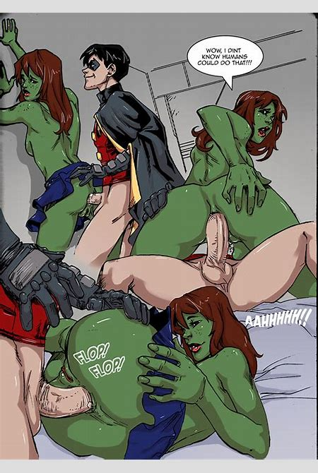 Young Justice - [Bayushi] - Young Justice Sex.2 - page 9 of 10 xxx   GotoFap