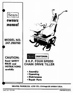 Download Craftsman Edger 536 Manual