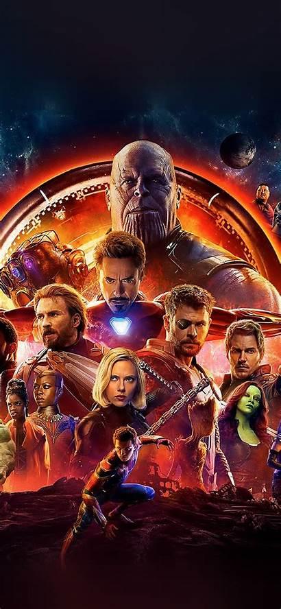 Avengers Marvel Infinity War Hero Iphone Be47