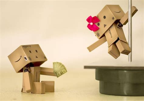 482 Best Images About Amazon Box  Danbo On Pinterest