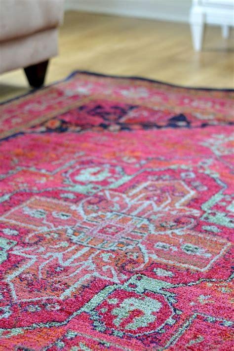 fuschia area rug fuschia pink rugs rugs ideas
