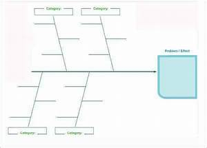 8  Fishbone Diagram Templates