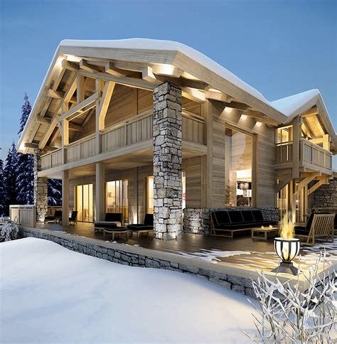chalet auron studio guilhem architecture d int 233 rieur et design