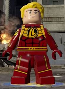 Human Torch (Original) | Lego Marvel and DC Superheroes ...