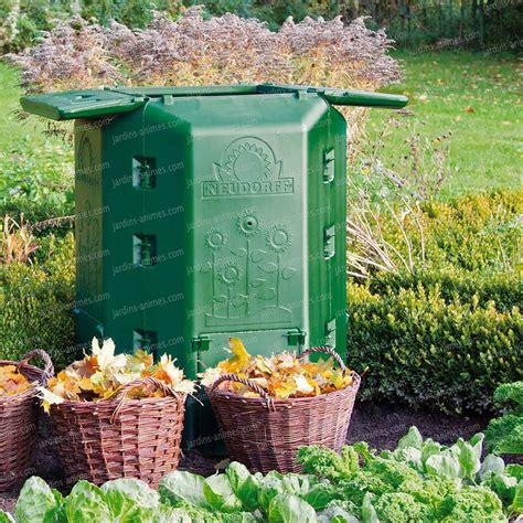 Odeur Composteur Jardin by Thermo Composteur 530l Coque Composteur De Jardin