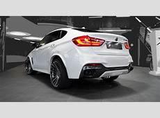 Introducing the Stylish BMW X6 on Hamann Wheels