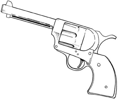 Go, fortnite, rainbow six siege: Dibujos, Imágenes y Diseños de Pistolas para Colorear y Pintar - Blogitecno | Tecnología ...