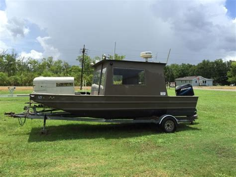 Aluminum Boats For Sale Louisiana Sportsman by Best 25 Jon Boats For Sale Ideas On Used