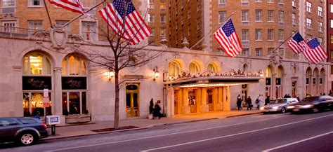 Marriott International Reopens The Mayflower in Washington