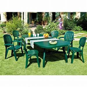 Table Corfu Vert Tables De Jardin Tables Chaises