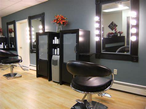 beautiful small hair salon decorating ideas the