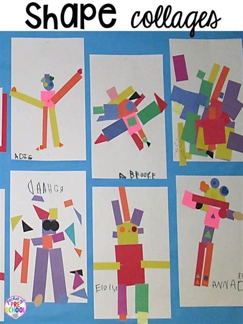 2d shape activities for preschool pre k and kindergarten 880 | 2c2cb840051e7cd4509d81f0fc3bc0e9