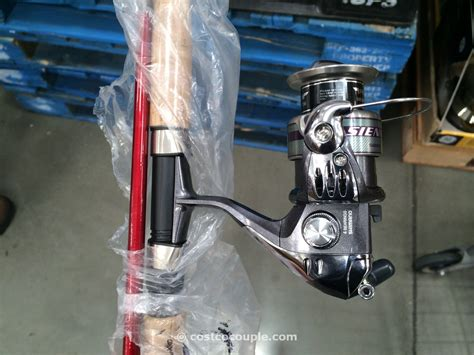 Shimano Trout Combo Rod and Reel