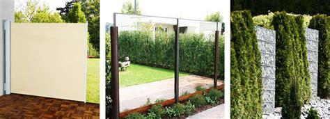 Sichtschutzideen Für Die Terrasse Moebelde