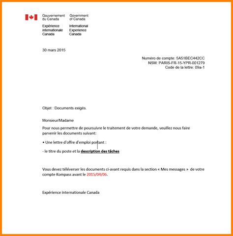 3 lettre demande d emploi lettre officielle