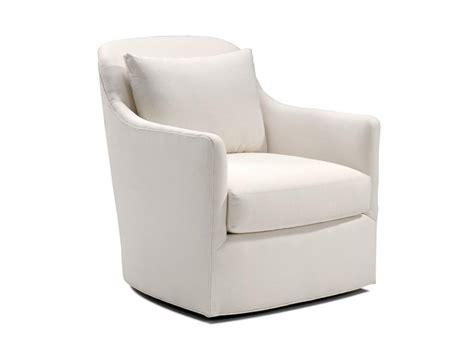Upholstered Swivel Living Room Chairs