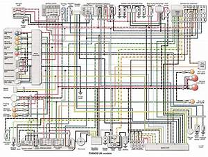 Wiring Diagrams Yamaha 99 R1  Wiring  Free Engine Image For User Manual Download