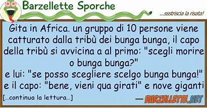 Barzellette Barzelletta Gita Persone Gruppo Africa Condividi
