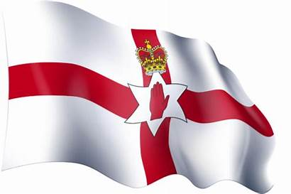 Ulster Flag Graphic