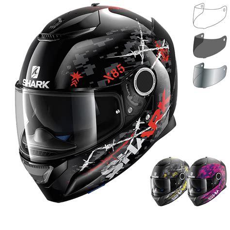 shark motocross helmets shark spartan rughed motorcycle helmet visor full face