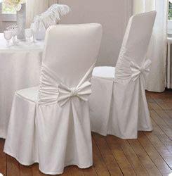 des housses en tissu pour les chaises d 233 co tissus le