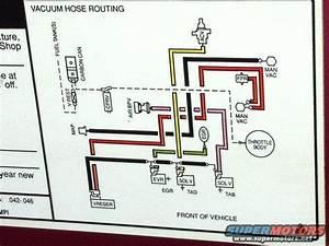 1993 Vacuum Hose Problem