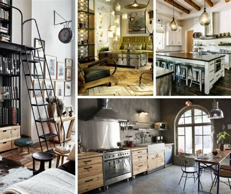 Guide To Rustic Modernism, Farmhouse Modern, Industrial