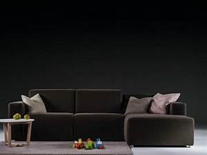 le canape design italien en 80 photos pour relooker le salon With tapis moderne avec canapé d angle ecru