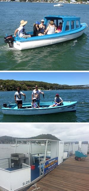 Fishing Boat Hire Central Coast by Central Coast Boating Hire Services Supplies The