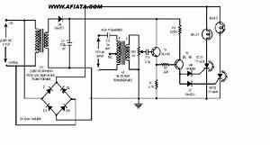 The Control Lights 220v Circuit