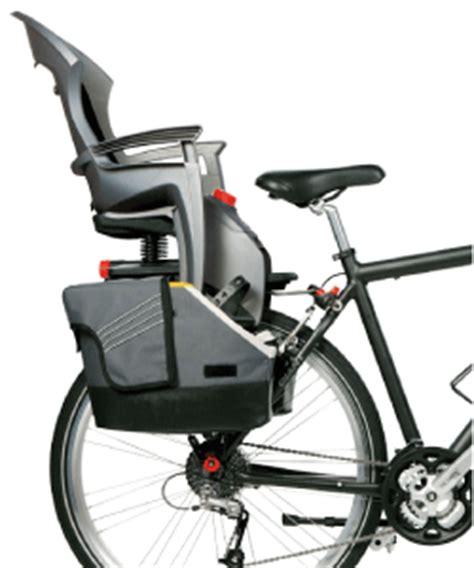 siège vélo bébé hamax porte bagages spécifiques sacoche vélo