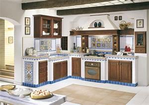 Beautiful progettare cucina in muratura pictures ideas for Progettare cucina in muratura