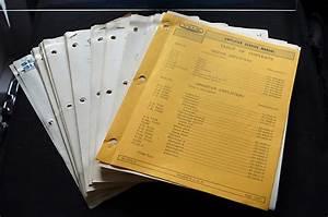 One 1960 U0026 39 S Vox Amp  Guitar  Organ  Accessory Schematics