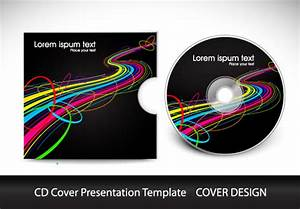 30 amazing cd cover psd design templates designmaz for Cd cover design template free download
