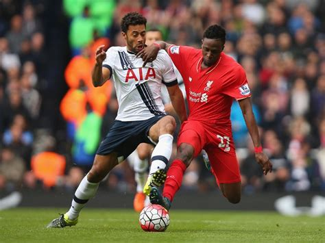 Live Commentary: Tottenham Hotspur 0-0 Liverpool - as it ...