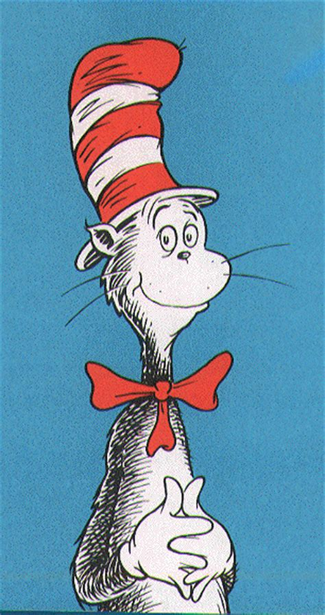 dr suess cat in the hat cat in the hat