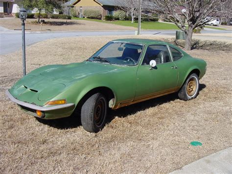 1971 Opel Gt by Aelegge 1971 Opel Gt Specs Photos Modification Info At